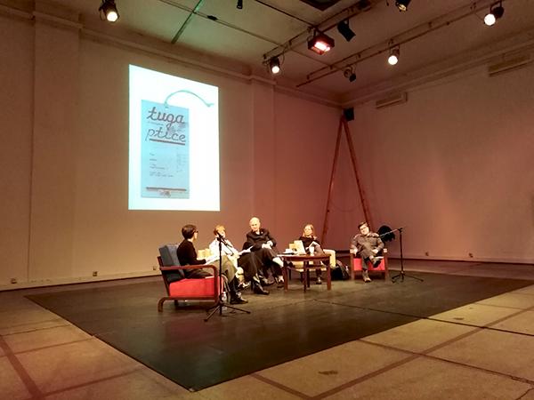 Podsećanje na umetnost i kulturu otpora 90-ih