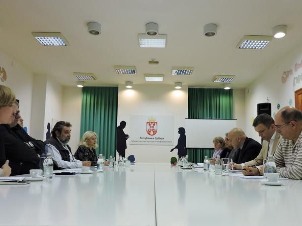 Vukosavlјević s Grupom za slobodu medija