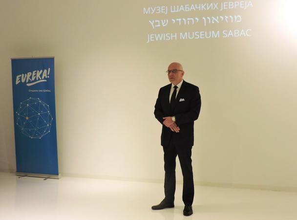 Otvoren Muzej šabačkih Jevreja